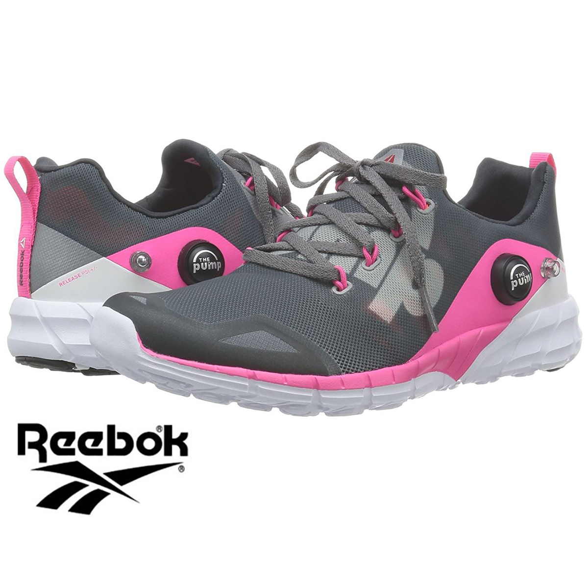 Details about Reebok ZPump Fusion 2.0 Womens Sports Running Shoes Trainers  New ALL SIZES eb6e22f58